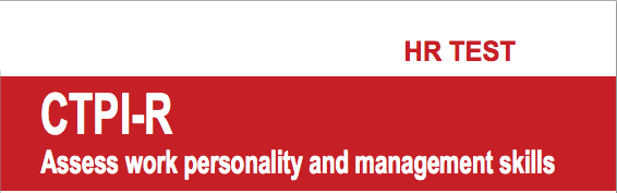 personal assessment test online ctpi