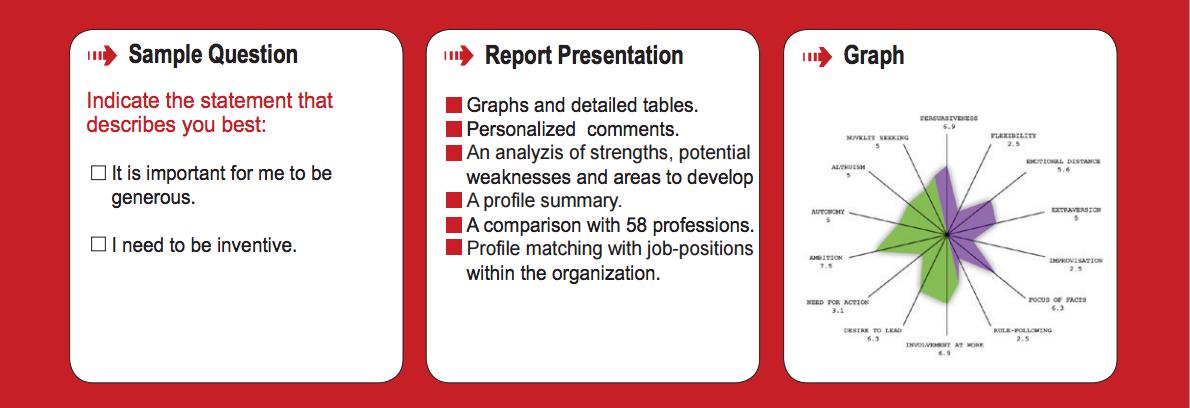 career quiz online job personality test philippines